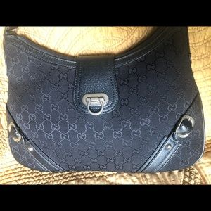 Gucci hobo black